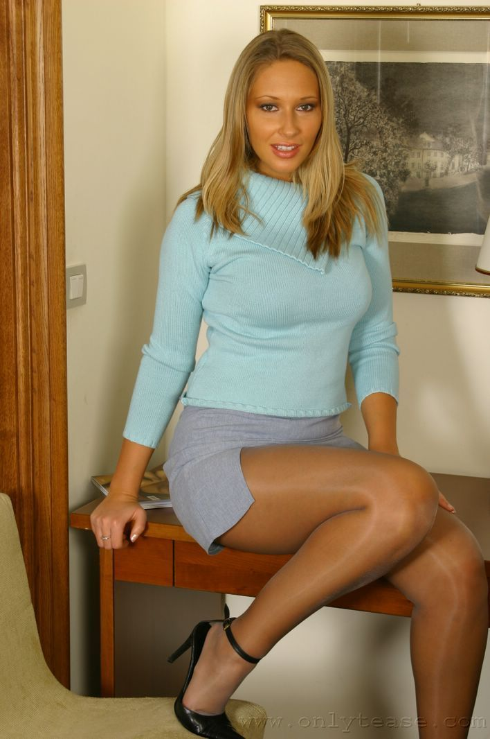 best of Pantyhose Women who love