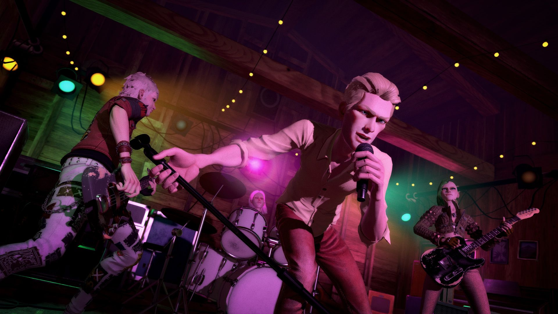 Quirk reccomend Xbox 360 rock band nude